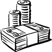 ... Of Money Clipart Black And White | Clipart Panda - Free Clipart Images