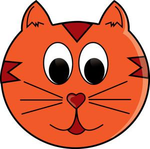 cat face clipart clipart panda free clipart images rh clipartpanda com cartoon cat face clip art cat face images clip art