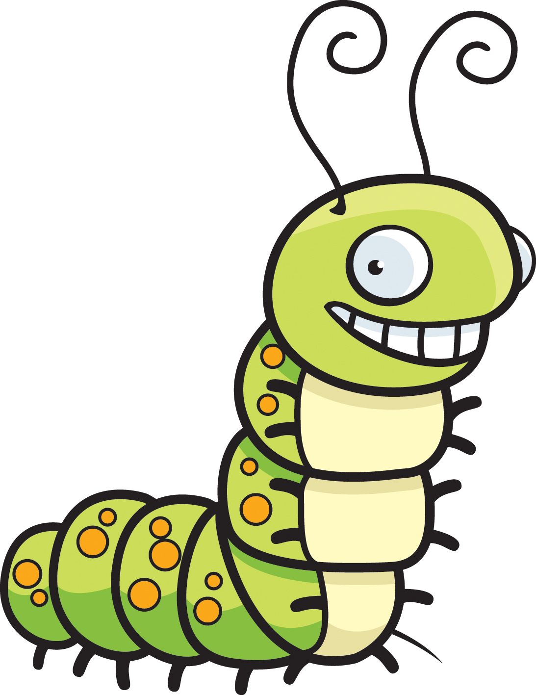 caterpillar clipart clipart panda free clipart images rh clipartpanda com clipart caterpillar head clipart caterpillar black and white