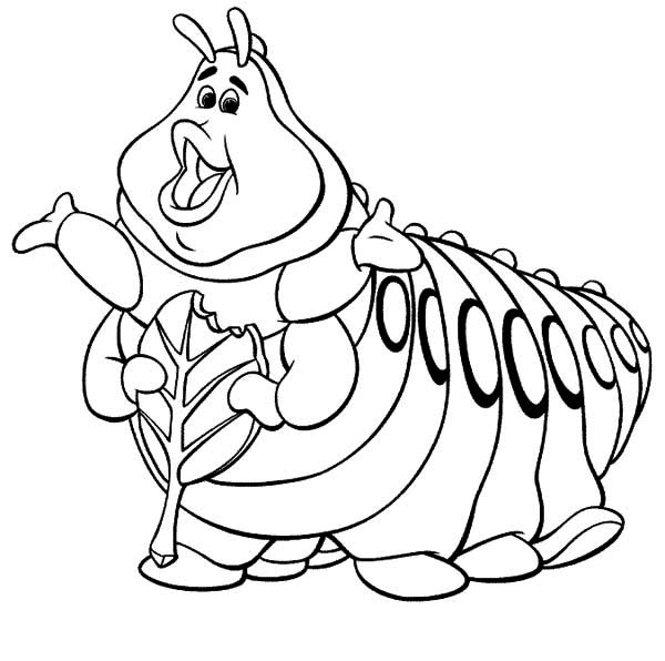 Caterpillar Craft Holiday Coloring Pages The Very Hungry