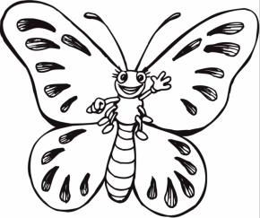 Caterpillar Coloring Pages Clipart Panda Free Clipart Images