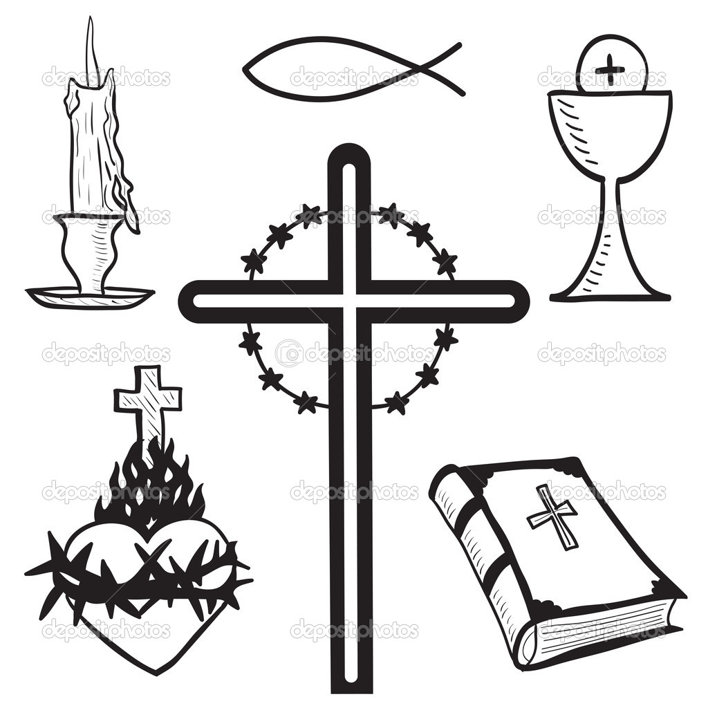 roman catholic coloring pages - photo#36