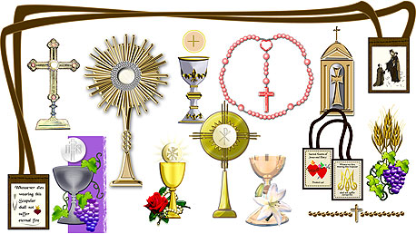 Catholic Clip Art Black And White | Clipart Panda - Free Clipart ...
