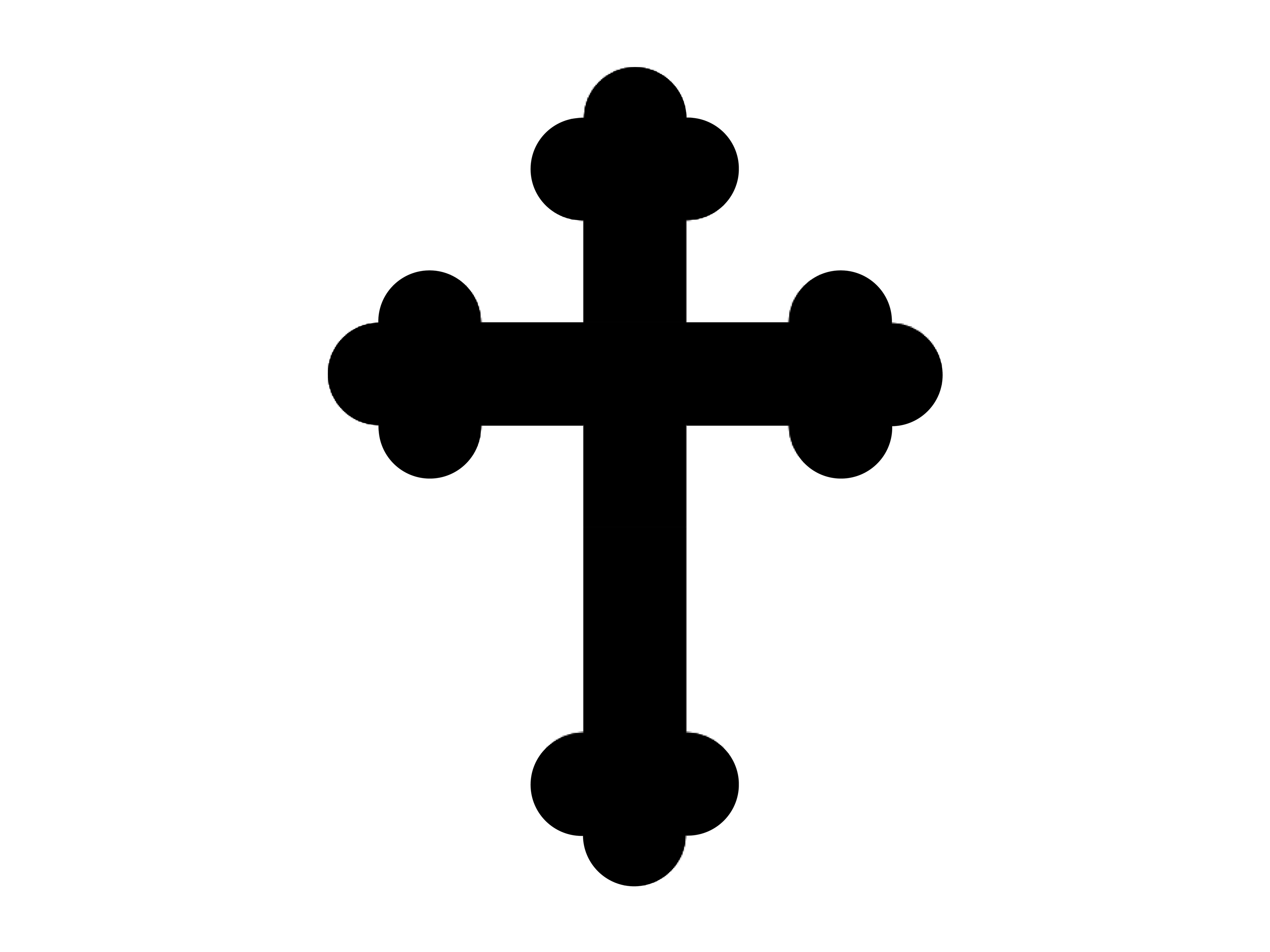 Simple Cross Line Art : Catholic cross drawing clipart panda free images
