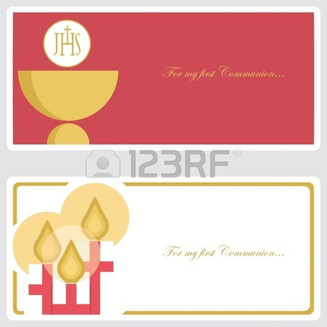 Catholic First Communion Cross Clip Art | Clipart Panda - Free ...