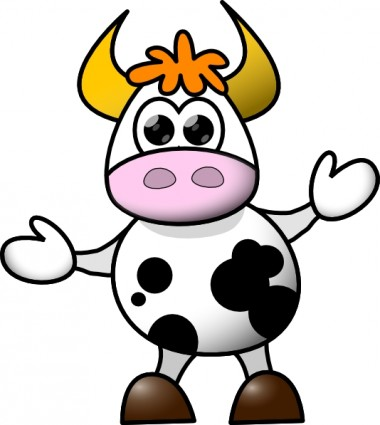 Beef Cow Clipart | Clipart Panda - Free Clipart Images