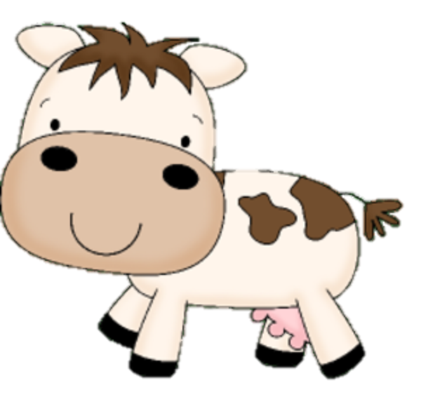 Baby Calf Clipart | Clipart Panda - Free Clipart Images