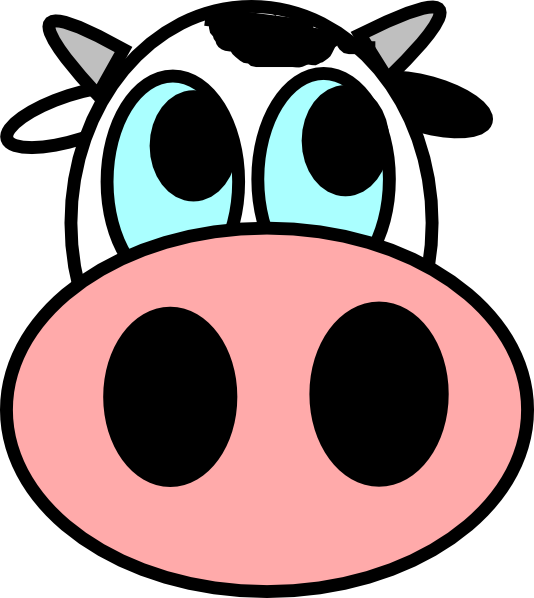 cow face clipart clipart panda free clipart images rh clipartpanda com free cow face clip art Cow Face Clip Art Black and White