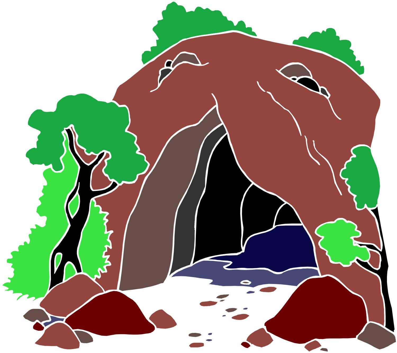 для пещера детей нарисованные картинки