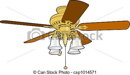 Amish Ceiling Fan