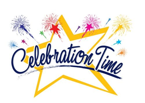 Image result for celebration clipart