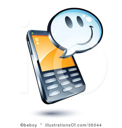 Image result for cellphone clip art