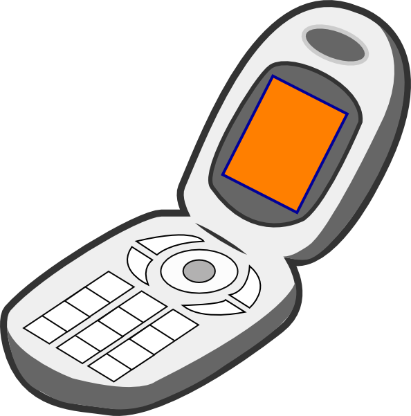 Image result for free clipart cell phones