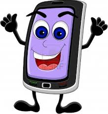 Image result for cell phone clipart