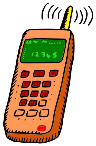 Cell Phone Text Clipart | Clipart Panda - Free Clipart ImagesOld Cell Phone Clip Art