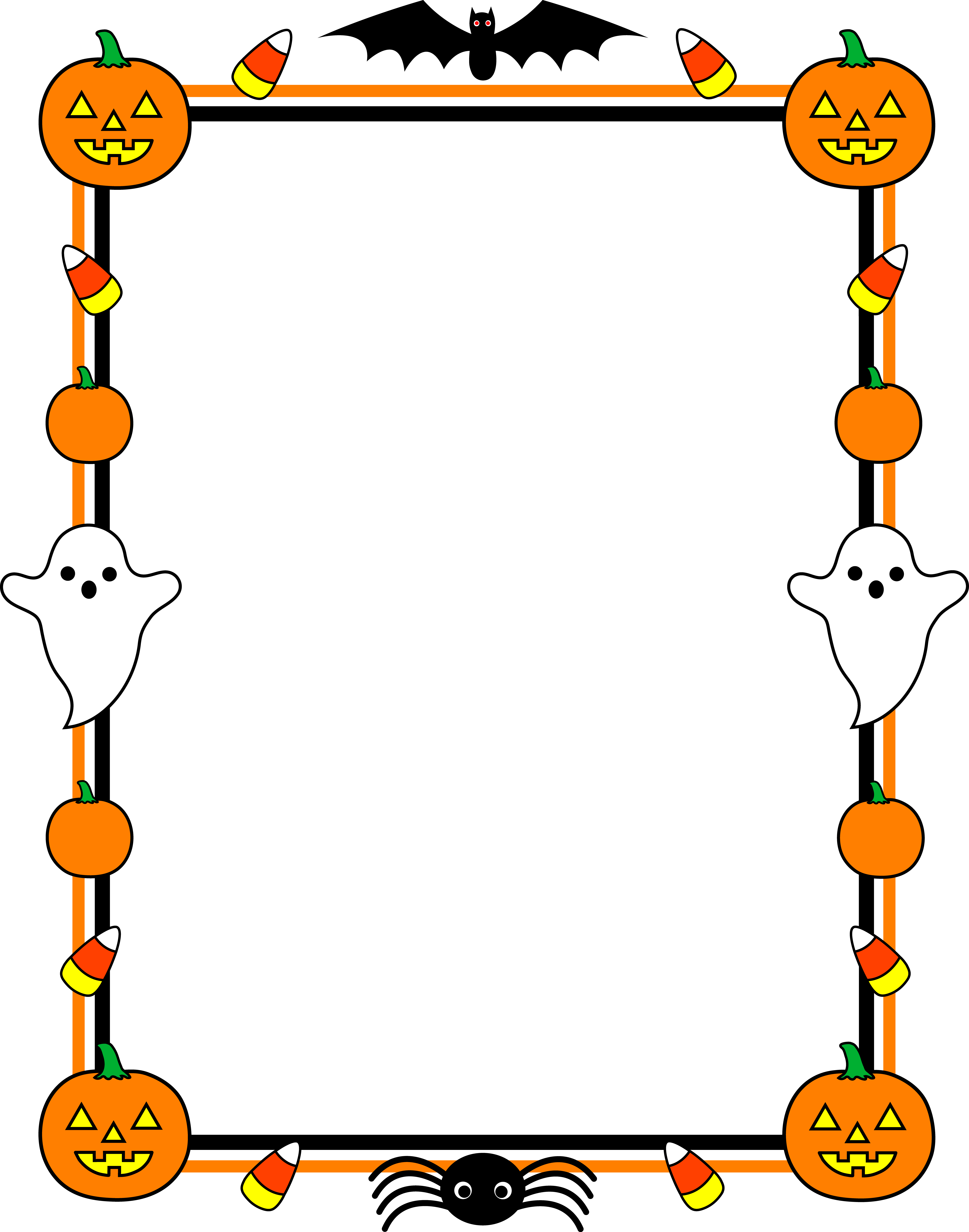 Children Border Clip Art | Clipart Panda - Free Clipart Images