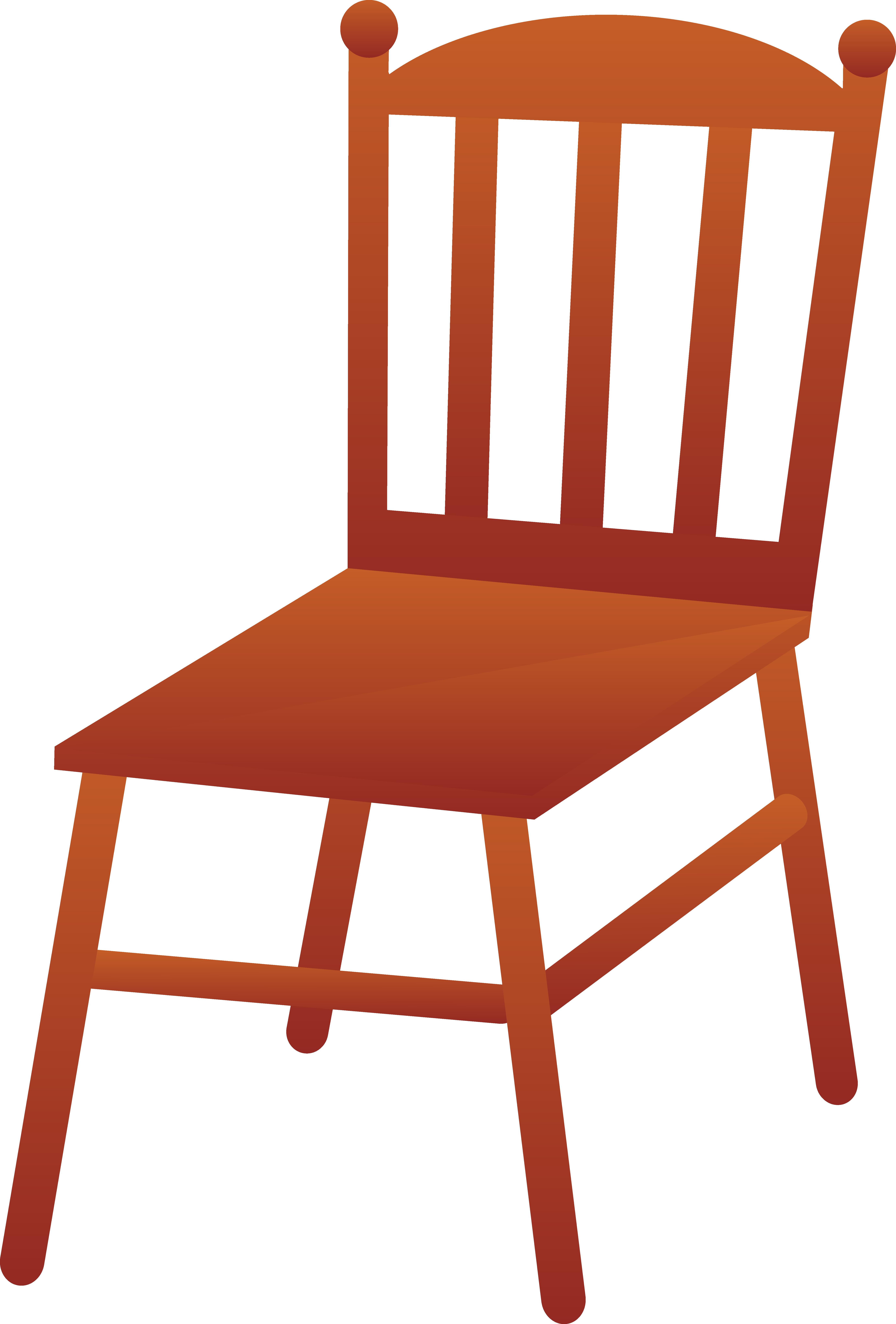 Classroom Chair Clipart