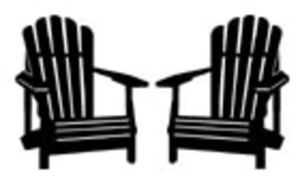 Adirondack Chair Clipart Black And White Chair clipart black and whiteAdirondack Beach Chair Clip Art