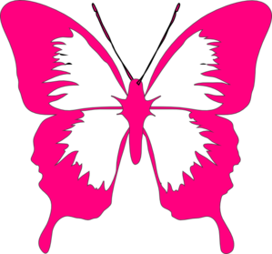 pink butterfly clipart clipart panda free clipart images rh clipartpanda com cute pink butterfly clipart pink and purple butterfly clipart