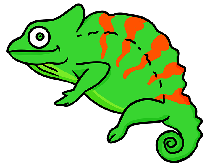 Clip Art Chameleon Clipart chameleon clipart panda free images