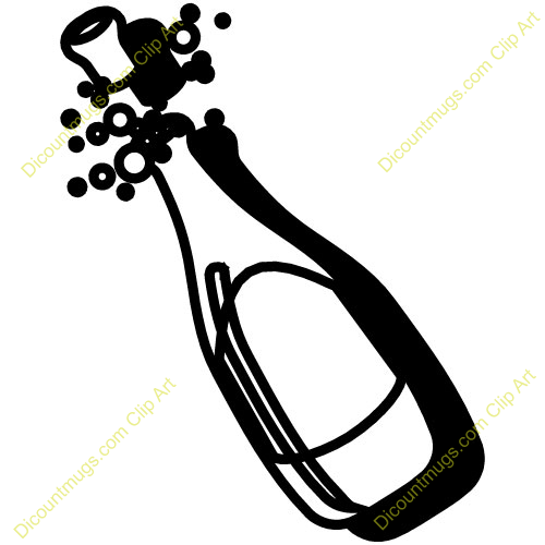 champagne bottle clip art clipart panda free clipart images rh clipartpanda com clip art champagne glass with bubbles clip art champagne glass here's to you