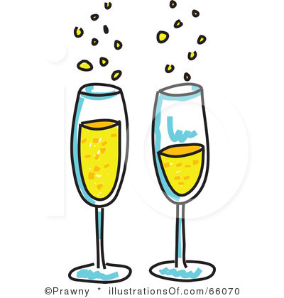Champagne Clip Art (rf) champagne clipart