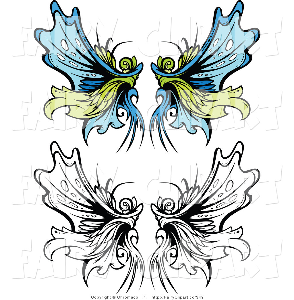 Fairy Wings Clipart Panda Free Images