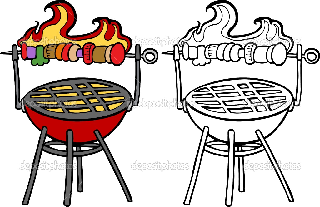 Bbq Chicken Clipart | Clipart Panda - Free Clipart Images