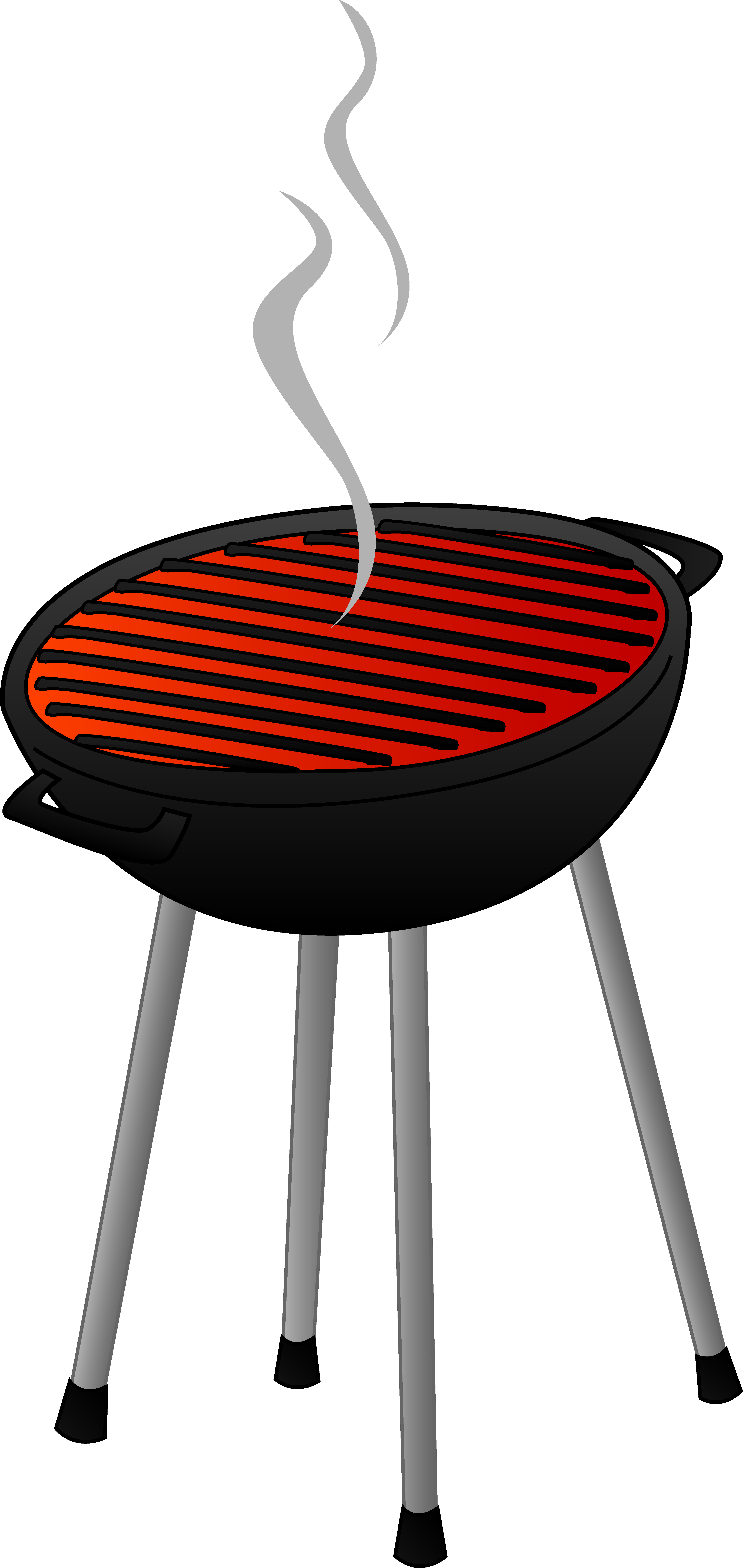 Clip Art Bbq Grill Clipart bbq grill with fire clipart panda free images