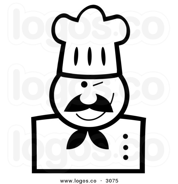 Chef Clipart Black And White | Clipart Panda - Free Clipart Images