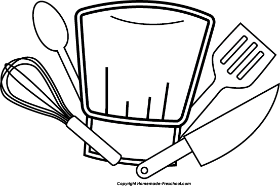 Baker Hat Coloring PageHatPrintable Coloring Pages Free Download