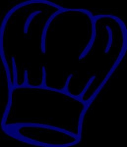 Navy Hat Clipart Chef Hat Clipart Black...