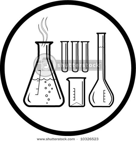 chemistry%20beaker%20clipart%20black%20and%20white