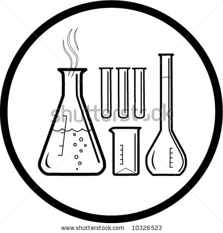 chemistry%20clipart%20black%20and%20white
