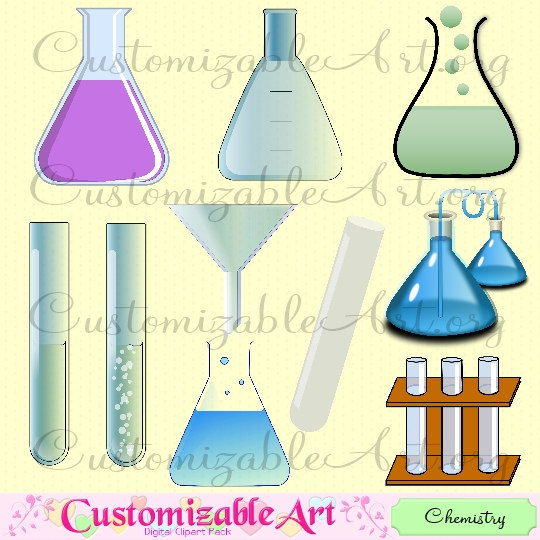 free chemistry clipart for teachers - photo #33