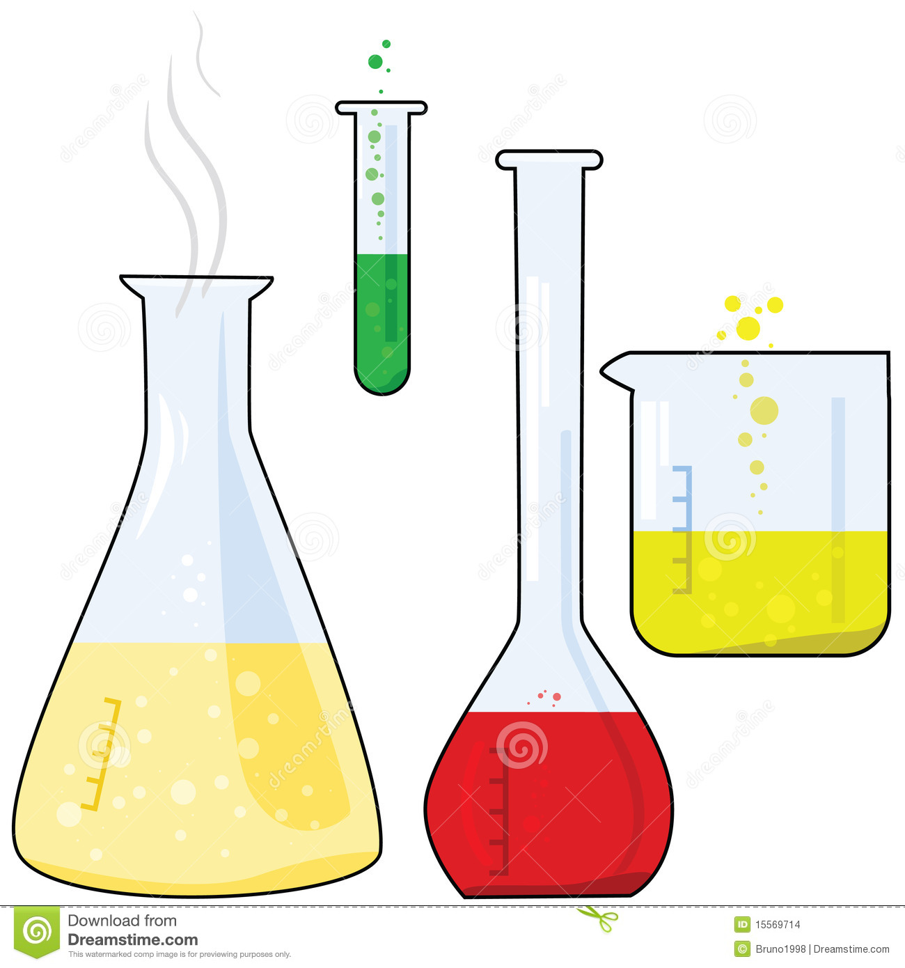 Chemistry lab equipment clipart laboratory equipment 15569714