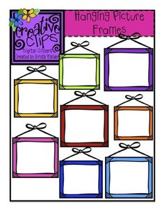 Hanging Picture Frame Clip Art | Clipart Panda - Free Clipart Images