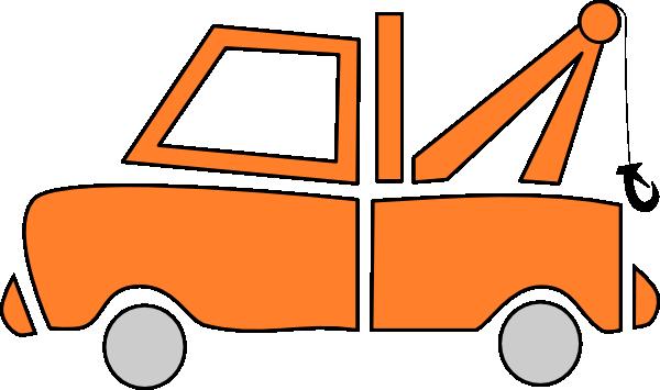 orange tow truck clip art clipart panda free clipart images rh clipartpanda com tow truck clipart images rollback tow truck clipart