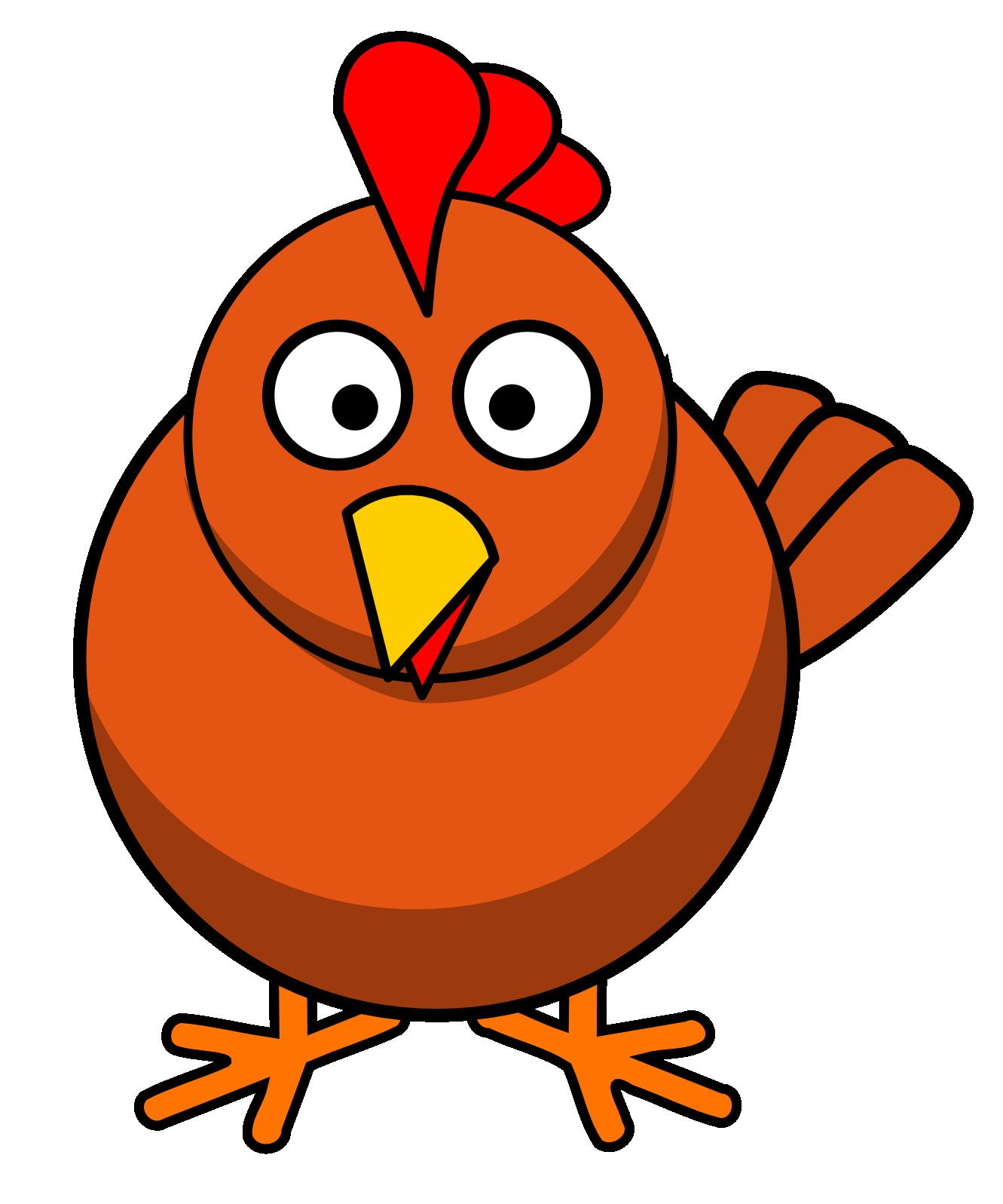 Free Chicken Food Clipart - Info