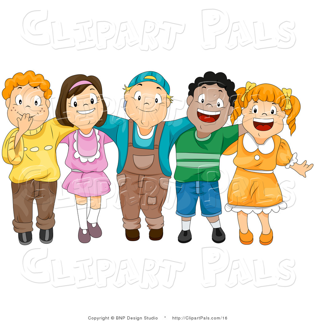 Children Friends Clipart | Clipart Panda - Free Clipart Images