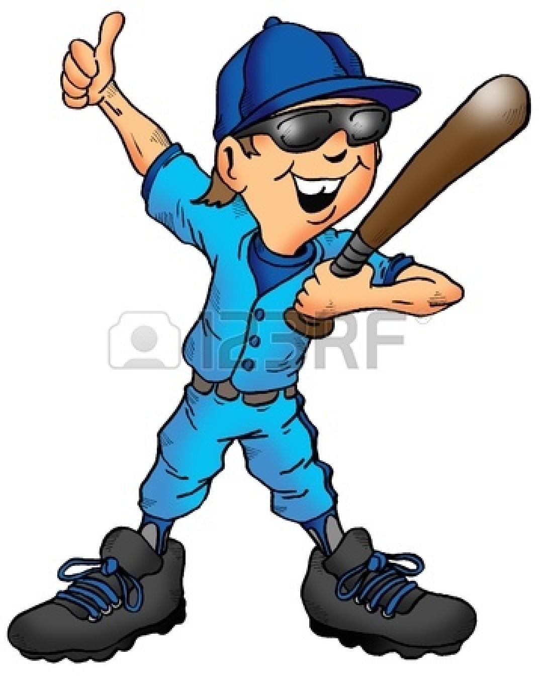 Baseball Player Art Baseball Player Clipart