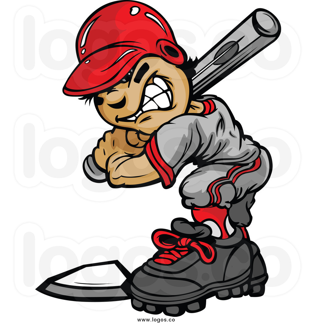 Child Baseball Player Clipart | Clipart Panda - Free Clipart Images