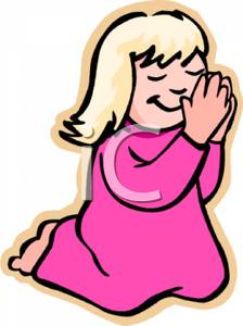 Kids Prayer Clipart | Clipart Panda - Free Clipart Images