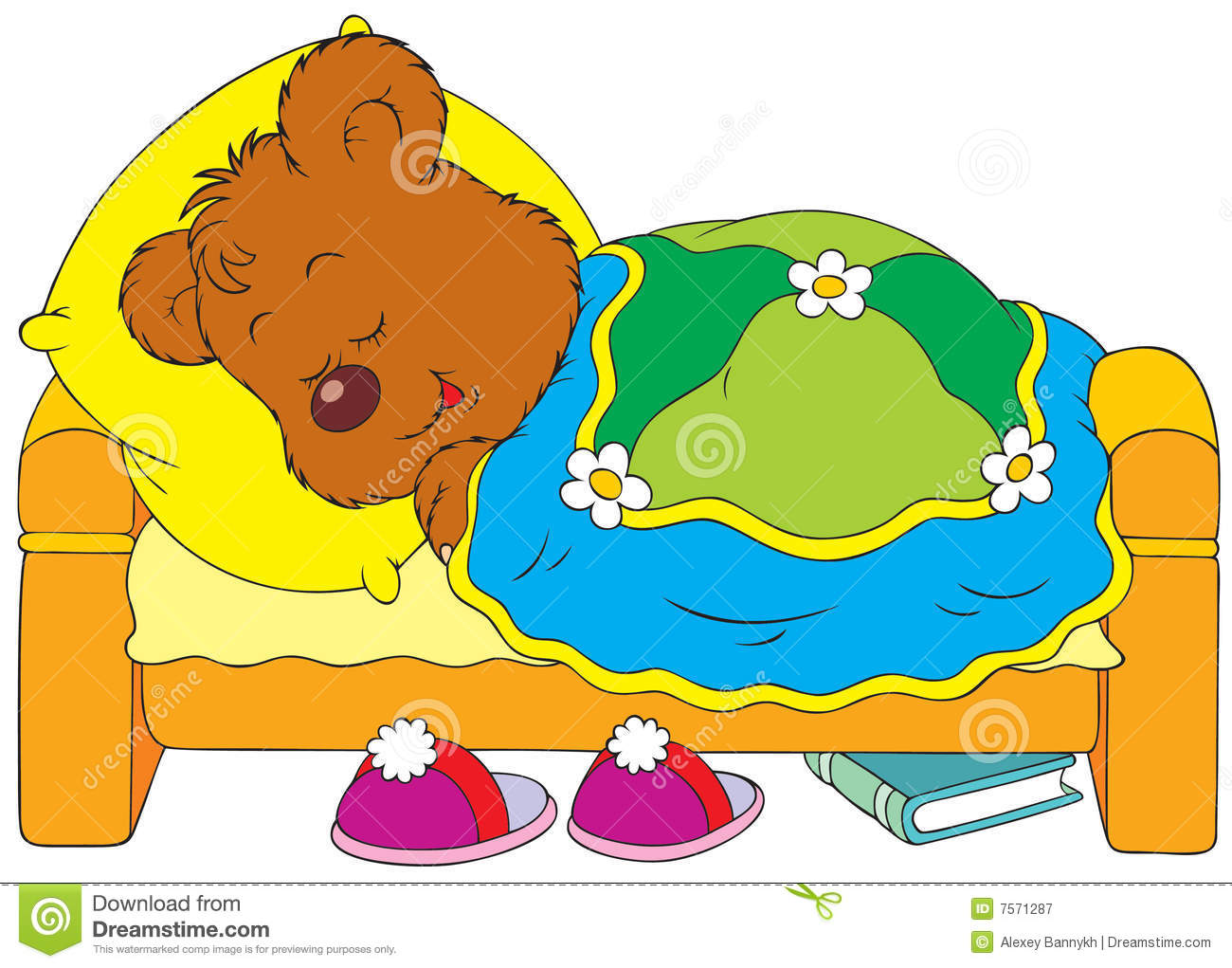 Kid Going To Bed Clipart | Clipart Panda - Free Clipart Images