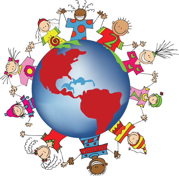 children around the world clipart clipart panda free Multicultural Clip Art Holidays around the World Clip Art