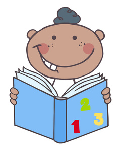 children reading book clipart clipart panda free clipart images rh clipartpanda com Open Book Clip Art Open Book Clip Art