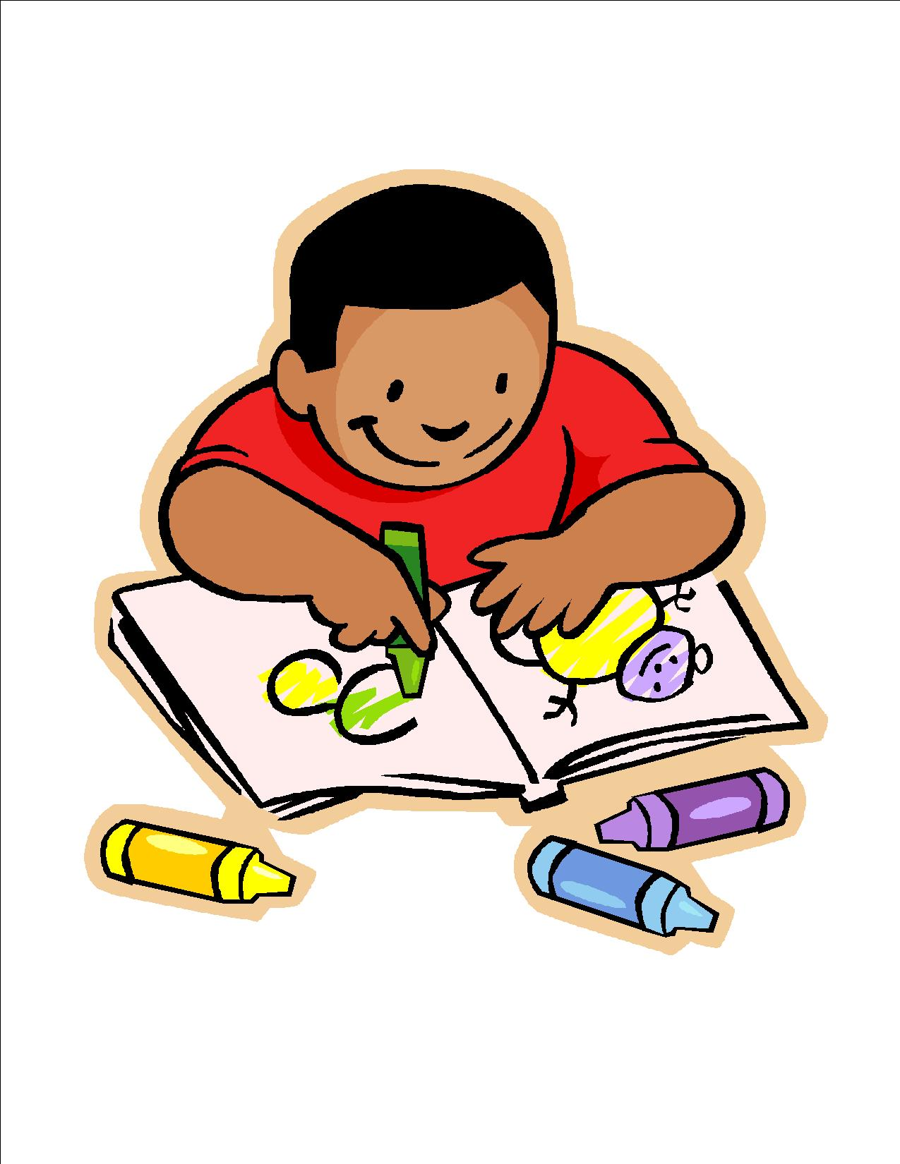 children%20writing%20clipart
