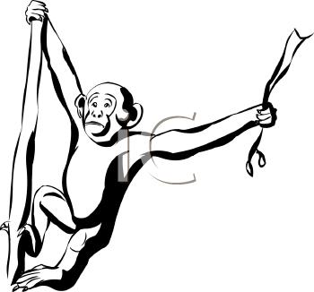 Chimpanzee%20Clip%20Art