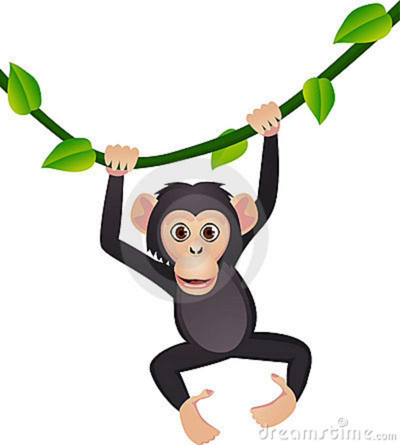 chimpanzee 20clip 20art clipart panda free clipart images Chimpanzee Clip Art Black and White Chimpanzee Clip Art Black and White