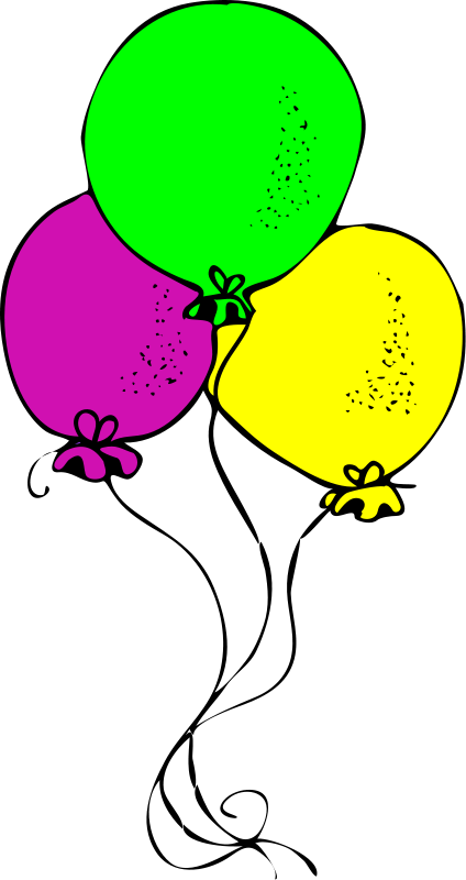 Surprise Party Clipart- usadress